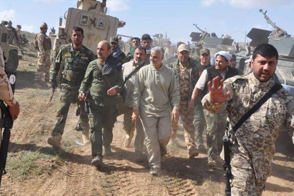 ژنرال ایرانی از اقدام نظامی خبر داد که همه را غافلگیر کرد