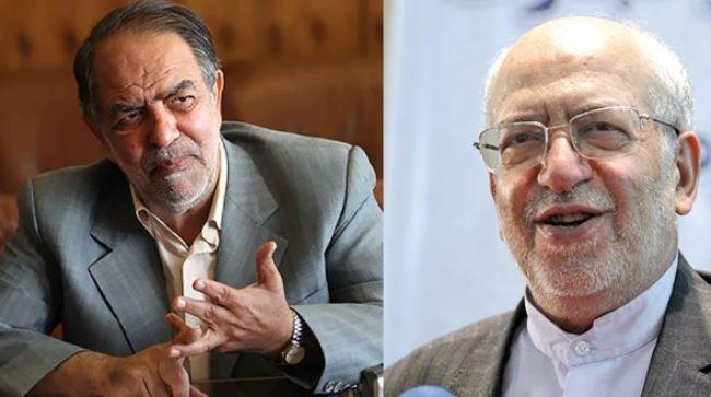 حمله دولتیها به یکدیگر در آستانه هفته دولت/ تهدید نعمتزاده توسط ترکان!/فیلم