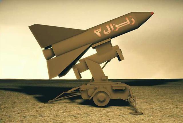 شلیک موشک ایرانی به پایگاه مزدوران سعودی