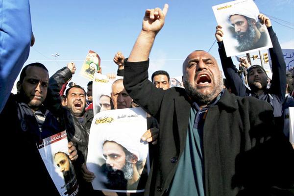 واکنش رسانه سعودی به نامگذاری خیابانی به نام شیخ نمر النمر در تهران