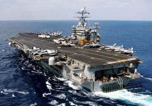 شلیک اخطار شناور آمریکایی به سمت قایق نظامی ایران در خلیج فارس