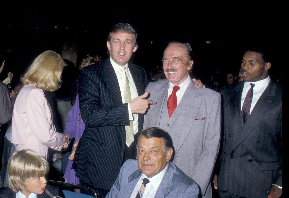 کسبوکار شرمآور خانواده ترامپ