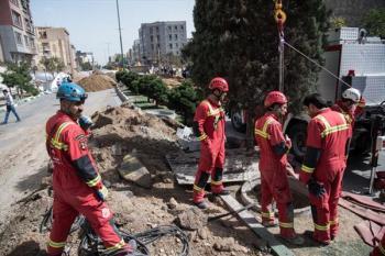 مقصر حادثه انفجار شهران معرفی شد