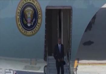 استقبال جنجالی از اوباما در چین + فیلم