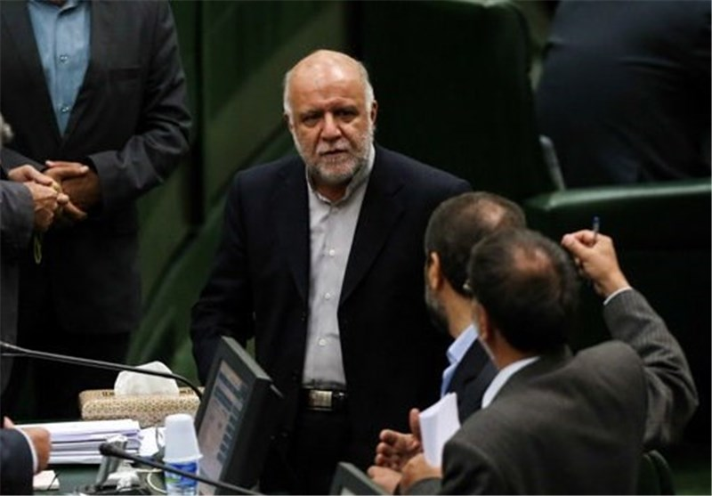 ۹۰ درصد کارکنان وزارت نفت به زنگنه رای عدم اعتماد دادند