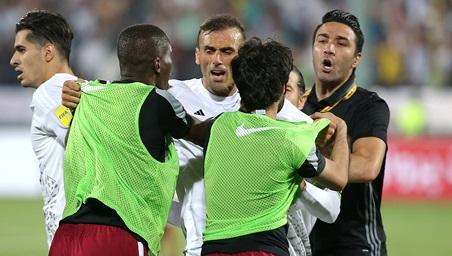 نامه فیفا به فدراسیون فوتبال در مورد حواشی بازی ایران با قطر