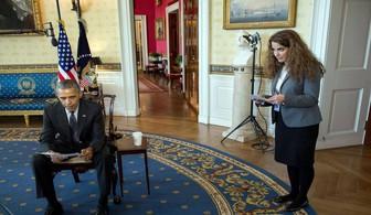 زن امنیتی «ضدایرانی» کاخ سفید