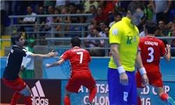 فوتسال ایران قهرمان 5 دوره جام جهانی را حذف کردند