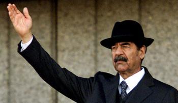 صدام حسین شهروند افتخاری آمریکا!