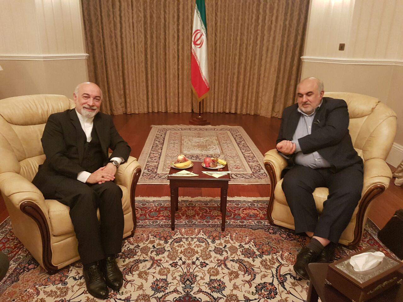 ایرانی ها برای کار به ایرلند می روند!