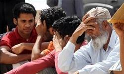 صدها کارگر پاکستانی بدون دریافت دستمزد عربستان را ترک میکنند