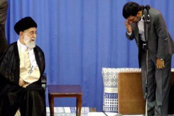 متن نامه احمدی نژاد به مقام معظم رهبری +تصویر نامه