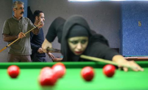 دختر ایرانی تاریخ ساز شد + عکس