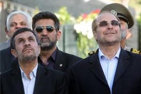 احمدینژادیها به دنبال صندلی قالیباف