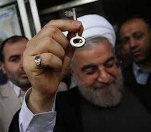 انتخابات 96، بازی روحانی در زمین خالی