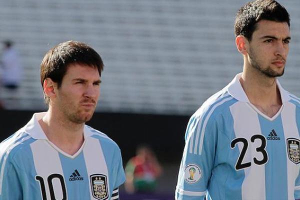مافیای مسی در آرژانتین؛ بازیکنی که با همسر دوست مسی ازدواج کرد خط خورد