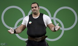 واکنش بهداد سلیمی به درخواست عذرخواهی فدراسیون جهانی وزنه برداری