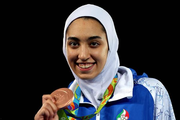 افشای یک حقیقت درباره حضور کیمیا علیزاده در المپیک