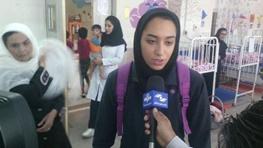 دختر ایرانی تاریخ ساز المپیک، میخواست فضانورد شود