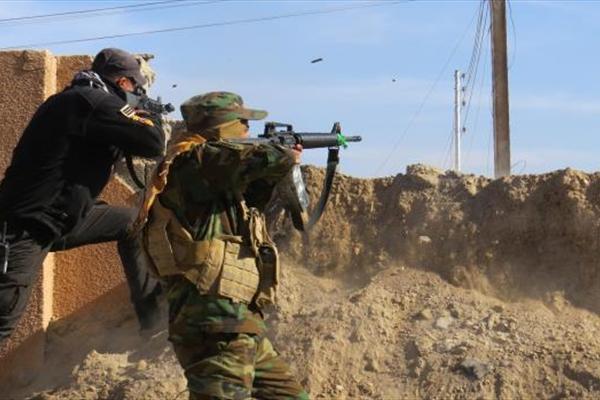 جهنم ایرانی داعش در موصل