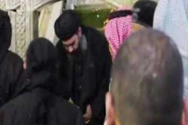 «X» ابوبکر البغدادی، رهبر داعش را لو داد