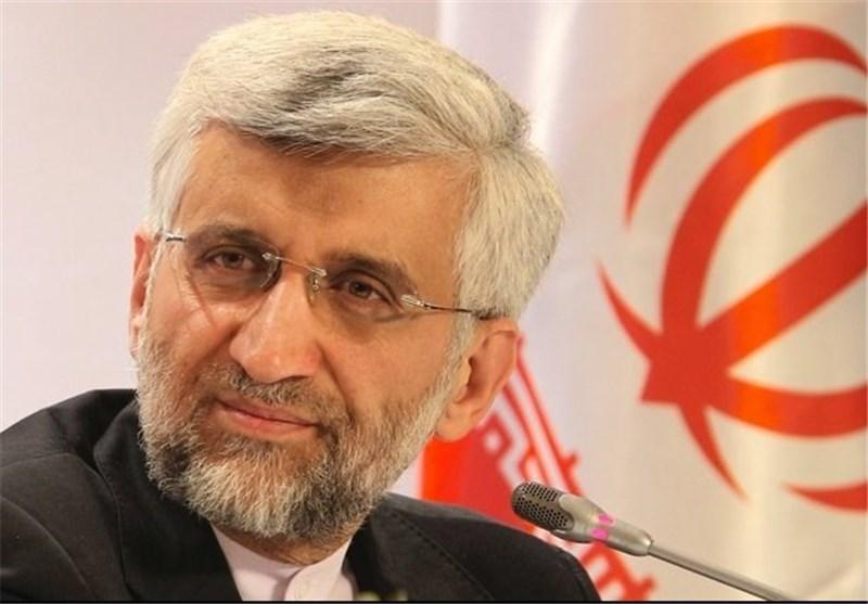 واکنش سعید جلیلی به سوالی درباره کاندیداتوریاش در انتخابات ۹۶