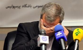 حضور محمد رویانیان در دادسرای کارکنان دولت