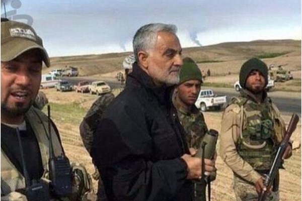 درخواست جدید عراق از سردار سلیمانی درباره عملیات موصل