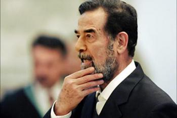 صدام حسین زنده است و از تهران داعش را رهبری می کند!