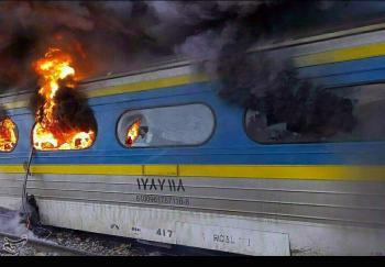"""آخرین جزئیات از """"آتشسوزی قطار مشهد - شیراز"""""""