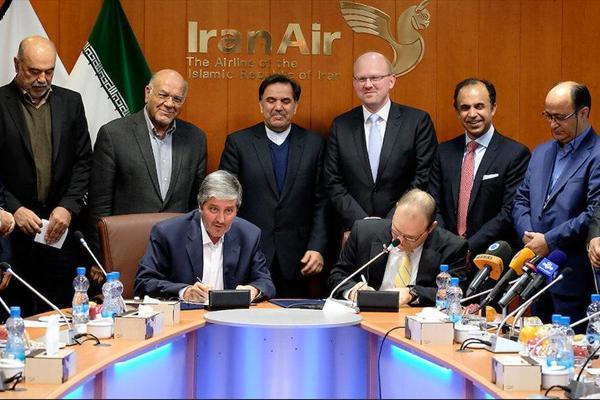 بوئینگ سرِ ایران کلاه گذاشت!