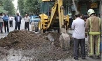 یک سوراخ دیگر در تهران دهان باز کرد