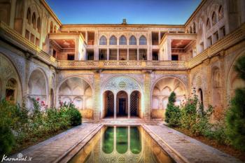 زیباترین خانه ایران اینجاست ، این شاهکار معروف ایرانی را ببینید