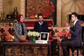 ماجرای ازدواج خانم مجری در برنامه علی ضیا +عکس