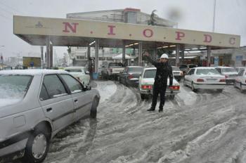 بیکاری کارگران جایگاههای سوختی با خصوصی سازی!