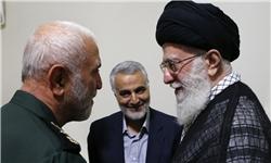 توصیه امام خامنه ای به «حاج قاسم» درباره سوریه