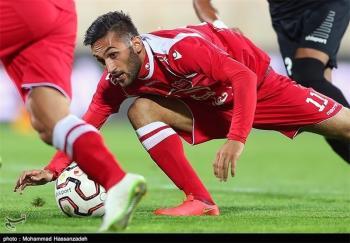 پیام هافبک جنجالی فوتبال ایران به برانکو