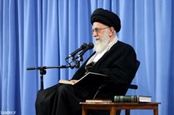 رهبر انقلاب:حادثه بینظیر ۹ دی از نمونههای قدرت نظام است