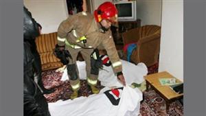 مرگ ۳ نفر در قهوه خانه محمدشهر کرج