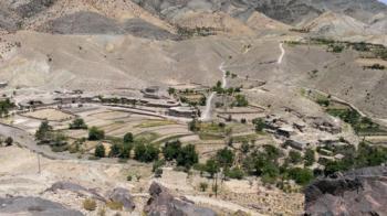 روستایی عجیب در ایران با ساکنان اروپایی + تصاویر