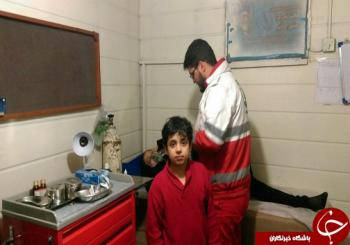 سانحه رانندگی برای همسر و فرزندان هادی نوروزی+عکس