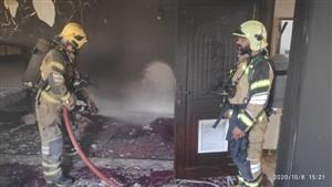 انفجار در نانوایی گوگان یک نفر را راهی بیمارستان کرد