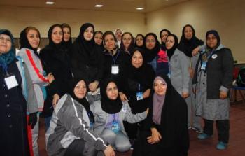 اولین المپیاد ورزشی کارگران زن بازنشسته تامین اجتماعی آغاز شد