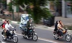 موتورسیکلت سواران برای ورود به سطح شهر باید طرح ترافیک داشته باشند