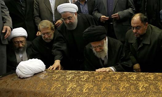 زشتترین شایعه در روز تشییع جنازه هاشمی رفسنجانی