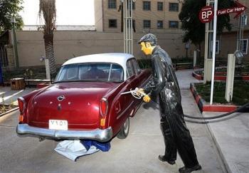 نخستین پمپ بنزین ایران کجاست؟ + تصاویر
