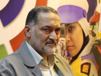 وزیر ورزش نایب رئیس کنفدارسیون تیراندازی آسیا را برکنار کرد!!