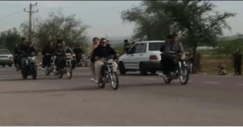 توضیح دادستان دزفول درباره دستگیری دو خانم موتورسوار+عکس