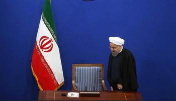 فیلم/ پاسخ روحانی به احتمال رد صلاحیتش توسط شورای نگهبان