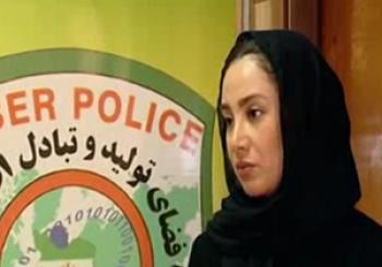 ماجرای حضور  بازیگر زن معروف در پلیس فتا! + فیلم